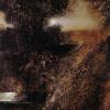 Утренняя свеча. 1991г. 100х90см. х.м.